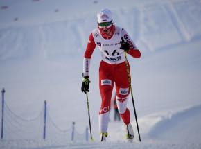 Biegi narciarskie - MŚJ: Kaleta zwycięża w kwalifikacjach