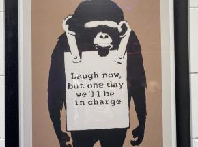 Banksy przegrywa walkę o znak towarowy