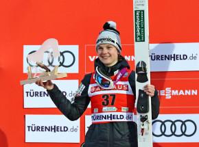 Skoki narciarskie - MŚ: Ema Klinec mistrzynią świata