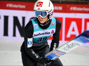 Skoki narciarskie - MŚ: Granerud z koronawirusem