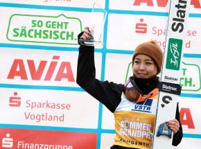Skoki narciarskie - MŚ: Sara Takanashi zwycięża w kwalifikacjach