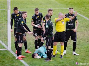 Fortuna 1 Liga: wielkie emocje w Legnicy, show braci Piątek, GKS wygrywa!