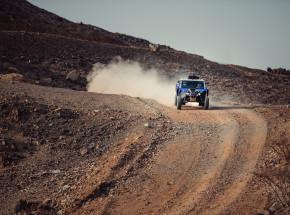 Rajd Dakar: zakończył się pierwszy etap