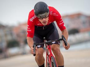 Bogusławski najlepszy w prologu Tour of Rhodes