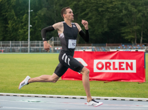 Lekkoatletyka: Dobek z minimum do Tokio na 800 metrów