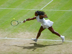 Wimbledon: Serena Williams w wielkim finale!