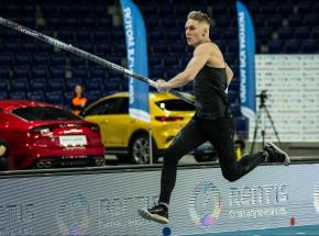Lekkoatletyka: czwarte miejsce Sobery w mityngu ISTAF Indoor Berlin