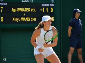 Australian Open: pewne zwycięstwo Świątek w 1. rundzie