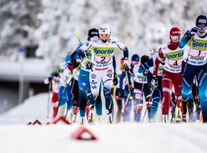 Biegi narciarskie - MŚJ: złoto Szwedek w sztafecie, Polki szóste