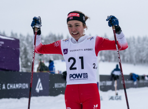 Biegi narciarskie – MŚJ: imponujący triumf Margrete Bergane, dwie Polki w TOP 30
