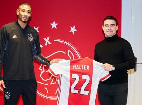 Eredivisie: Sebastien Haller w Ajaxie