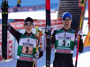 Kombinacja norweska - MŚ: Austriacy ze złotem w sprincie drużynowym