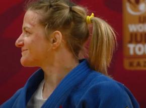 Judo - Grand Slam: Agata Ozdoba-Błach niepokonana w Kazaniu!