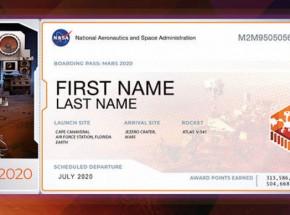 NASA zachęca: wyślij swoje imię na Marsa
