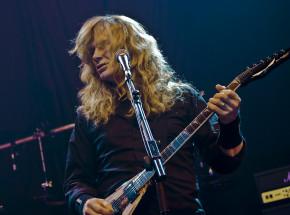 Megadeth: wokale na nową płytę prawie gotowe
