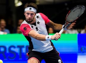 Tenis - ATP Doha: sensacyjny triumf Basilaszwilego
