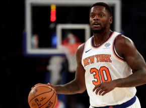 NBA: Knicks wygrali po raz dziewiąty z rzędu, comeback Mavs przeciwko Lakers