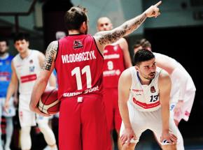 Koszykówka - Suzuki 1LM: 24. kolejka pod znakiem zwycięstw gości
