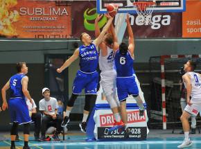 Koszykówka - Suzuki 1LM: półfinały już za rogiem