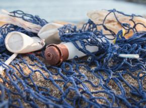 Innowacyjny morski kosz wyławia 1,5 tony odpadów z Bałtyku rocznie
