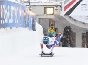 Skeleton - PŚ:  Gassner wygrywa w St. Moritz