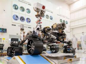 Miesiąc do lądowania łazika Perseverance na Marsie. Przełomowa misja NASA