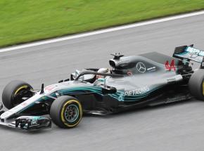 Formuła 1: Romain Grosjean przetestuje bolid Mercedesa