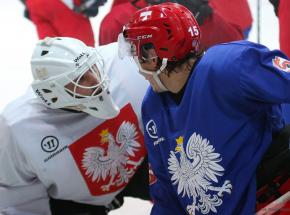 Hokej – Puchar Trójmorza: udany start Biało-Czerwonych