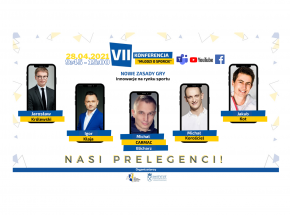 """VII Ogólnopolska Konferencja """"Młodzi o sporcie"""" już w tym tygodniu!"""
