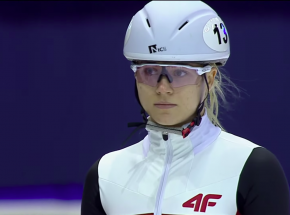 Short track - ME: srebrny medal Natalii Maliszewskiej!