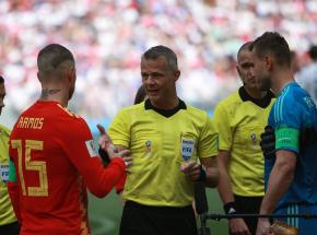 EURO 2020: obsada sędziowska 13 czerwca