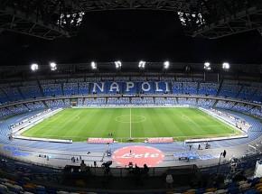 Liga Europy: Napoli za burtą