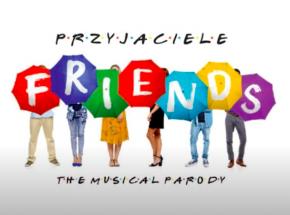 """Znamy obsadę musicalu """"#Friends: the musical parody"""""""