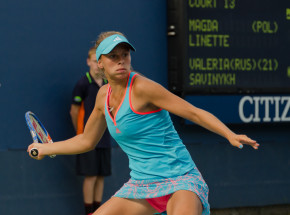US Open: Linette z awansem do II rundy!