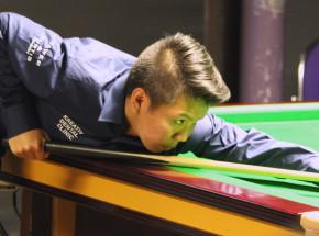 Snooker - CL: Zhou Yuelong zwycięzcą w pierwszej grupie