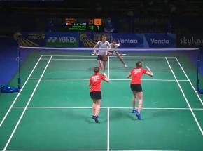 Badminton - EMTC: niesamowite półfinałowe thrillery