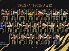 FIFA 21: TOTW 32, gwarantowany TOTS z Premier League i głosowanie na Drużynę Sezonu Bundesligi!