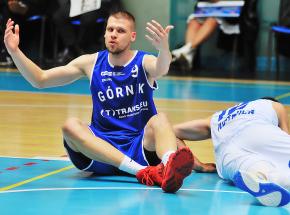 Koszykówka - 1. liga: brąz dla Sokoła, Górnik bliżej złota