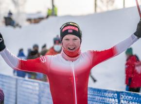 Biegi narciarskie – MŚJ: Norweg Moerk ze złotem na 10 km łyżwą