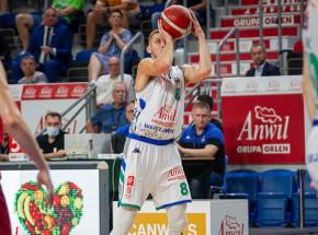 FIBA Europe Cup: przegrana Anwilu