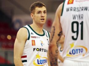 EBL: Legia wygrała i awansowała na trzecie miejsce