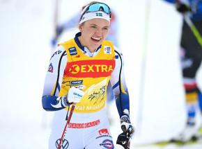 Biegi narciarskie - PŚ: bieg masowy dla Svahn