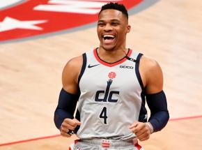 NBA: Westbrook i Bogdanovic wybrani zawodnikami tygodnia