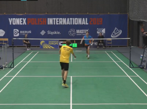 Badminton - Polish International: pierwsza runda za nami