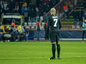 Liga Mistrzów: PSG rozbija Barcelonę, hat-trick Mbappe!