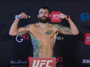 UFC Fight Island 8: Chiesa zapaśniczo lepszy od Magny'ego!