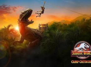 "Oto trailer 3. sezonu ""Jurassic World: Camp Cretaceous"""