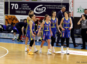 EBLK: wielkie emocje w Gdyni, Alice Kunek zapewnia Arce zwycięstwo
