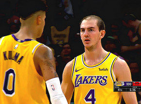 NBA: niesamowity Nikola Jokic, wygrana Los Angeles Lakers