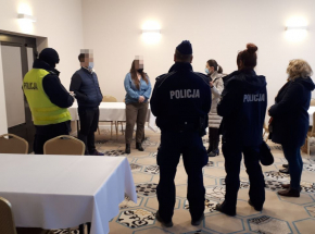 Gmina Władysławowo: w hotelu przebywało 300 gości